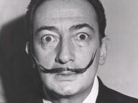 Salvador Dali, deshumat dupa ce o clarvazatoare a cerut un test ADN. Celebra mustata a fost gasita intacta, dupa 28 de ani