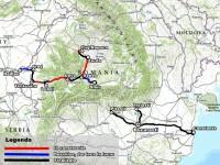 HARTA INTERACTIVA. Stadiul lucrarilor pe fiecare autostrada din Romania