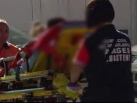 Un copil de 10 ani, din Arges, a murit zdrobit de un zid prabusit peste el. A fost gasit dupa 2 ore de cautari