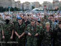 Romanii din Ucraina NU au cerut unirea cu patria-mama, cum a scris presa rusa. Cine sta in spatele acestei