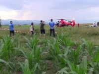 Doua persoane au murit intr-un accident aviatic petrecut in Brasov. Martor: Zicea doar