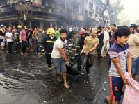 Atacuri ale militantilor islamisti in orasul irakian Tikrit. Cel putin 12 persoane au murit