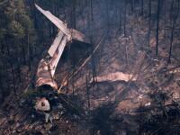 Avionul rusesc prabusit in Siberia a fost gasit, bilantul provizoriu este de 6 morti. Aeronava disparuse de vineri