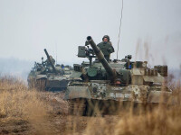 Rusia anunta crearea unei noi divizii blindate la granita sa de vest. Cat de aproape va fi de cele mai expuse tari NATO
