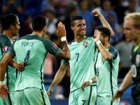 PORTUGALIA - TARA GALILOR 2-0. REZUMAT VIDEO