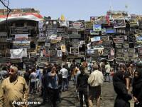 Bilantul celui mai sangeros atentat terorist din Bagdad a crescut la 292 de morti. Imagini surprinse cu o drona dupa atac