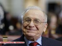 Ion Iliescu a fost audiat in secret de procurori. Fostul presedinte este cercetat pentru infractiuni contra umanitatii