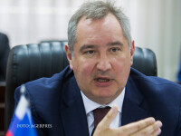 Vicepremierul rus, supus sanctiunilor UE, a ajuns la Budapesta in loc de Chisinau. Reactia MAE de la Bucuresti