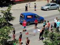 Accident grav in Hunedoara. O femeie a murit dupa ce a fost lovita pe o trecere de pietoni
