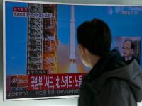 Nou esec al Phenianului: Racheta balistica lansata de pe un submarin nord-coreean a explodat in zbor
