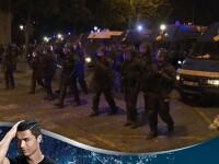 Incidente la Paris dupa calificarea Frantei in finala UEFA EURO 2016. E al 3-lea suporter care moare la acest turneu