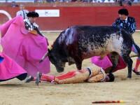 Scene dramatice in Spania: un celebru matador a murit dupa ce a fost impuns de taur. Sotia barbatului a asistat la tragedie