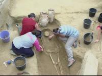 Descoperirea care ar putea deslusi unul dintre misterele din Biblie. Arheologii au gasit primul cimitir al filistenilor