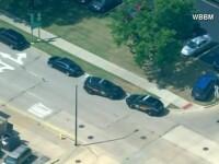 Un nou incident armat in SUA. Doi politisti au fost ucisi intr-un tribunal din Michigan