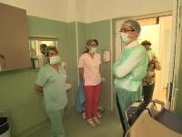 La o zi de cand a fost igienizat, gandacii au pus iar stapanire pe camerele de la Spitalul de Arsi. Medic:
