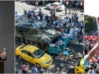 LOVITURA DE STAT IN TURCIA. Erdogan nu exclude pedeapsa cu moartea pentru