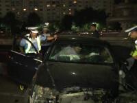 Ce au facut trei tineri turci duminica noapte, in centrul Capitalei.