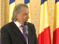 La 70 de ani, Ilie Nastase a fost decorat cu cea mai inalta distinctie a statului: