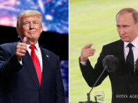 Vladimir Putin sustine ca Donald Trump i-a transmis ca doreste ameliorarea relatiilor ruso-americane. Ce raspuns i-a dat