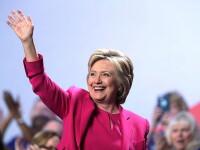 Hillary Clinton scrie istorie in Statele Unite. Fosta Prima Doamna a fost desemnata candidata democratilor la Casa Alba