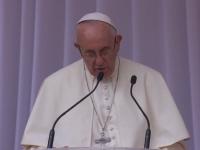 Papa Francisc s-a intalnit cu 20 de victime ale prostitutiei, printre care si romance. Ce le-a spus Suveranul Pontif