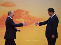 Pentru a 3-a oara in 2017, Putin se intalneste cu Xi Jinping. Presedintele Rusiei spune ca va fi