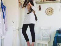 Cea mai inalta femeie din Rusia viseaza sa intre in Cartea Recordurilor drept modelul cu cele mai lungi picioare din lume