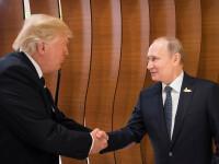 Prima reactie a lui Donald Trump dupa intalnirea cu Vladimir Putin: \