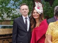Mihai Albu are o noua iubita. Cei doi au fost nasi la o nunta in Maramures. FOTO