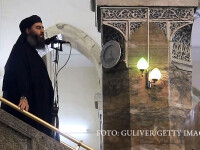 Liderul Statului Islamic, al-Baghdadi, ar fi fost ucis in Siria abia acum. Rusii ar fi mintit cand au spus ca l-au lichidat