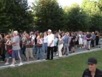 Festivalul de Cultura din localitatea Cristian, la a patra editie. Recital Gheorghe Zamfir
