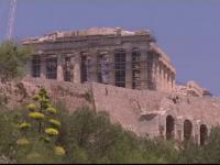 Nou val de canicula in Grecia. Autoritatile au redus programul de functionare la siturile arheologice