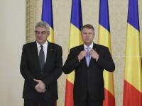 Klaus Iohannis, despre o discutie cu premierul Tudose: \