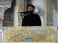 Kurzii sirieni s-au lăudat că au furat lenjeria intimă a fostului lider ISIS pentru testul ADN