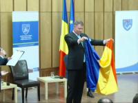 Mesajul lui Klaus Iohannis pentru maghiarii din Harghita si Covasna. Presedintele a refuzat drapelul Tinutului Secuiesc