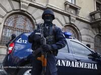 Jandarmii, trimişi să păzească metroul din Bucureşti. Legea a fost votată