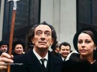 Artistul suprarealist Salvador Dali va fi exhumat joi, dupa 28 de ani, deoarece o clarvazatoare pretinde ca e fiica sa