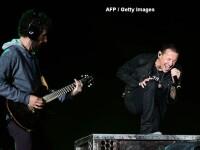 Reactii dupa moartea lui Chester Bennington, solistul Linkin Park.