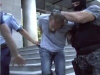 Tanarul care a ucis un politist intr-o gara din Suceava, arestat preventiv. La audieri a spus ca