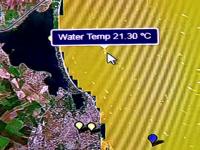 Aplicatia care indica in timp real temperatura apei pe litoral a fost lansata. Cum functioneaza si ce date mai ofera