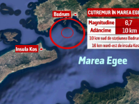Cutremur cu magnitudinea 6,7 in Turcia si Grecia. Marturia unui roman: