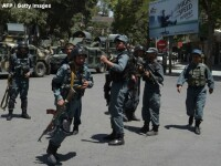 Fortele afgane au pus capat dupa 4 ore asaltului jihadistilor Statului Islamic asupra ambasadei irakiene de la Kabul