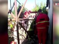 Recompensa primită de pompierul care a salvat un copil de 2 ani dintr-o fântână
