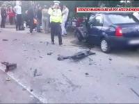 Şoferul vinovat de moartea a două persoane, în accidentul din Olt, vrea să fie eliberat