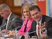 Vicepreşedinte CE: România trebuie să decidă până la finele anului