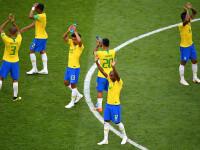 Cupa mondială 2018. Brazilia s-a calificat în sferturi fără emoţii, după 2-0 cu Mexic