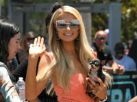 Paris Hilton a ajuns în România. Va susține primul show live în calitate de DJ