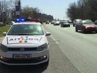 Cum încearcă Poliția Română să-i determine pe șoferi să renunțe la flash-uri, în trafic