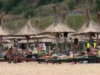 """Plajele orașului Constanța sunt tot mai atractive pentru turiști: """"Fugim de aglomerație"""""""