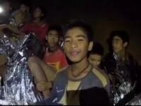 Copiii captivi în peşteră au făcut schimb de scrisori cu părinții. Cum ar putea fi salvați